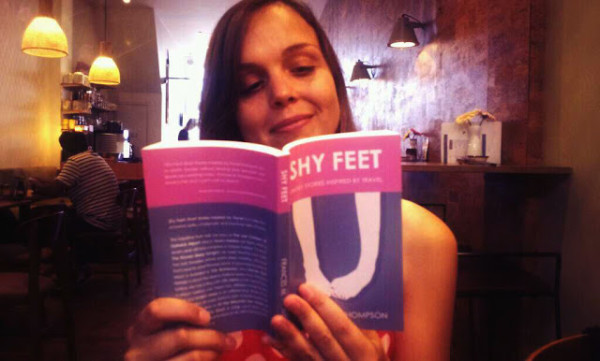 Shy Feet Paperback