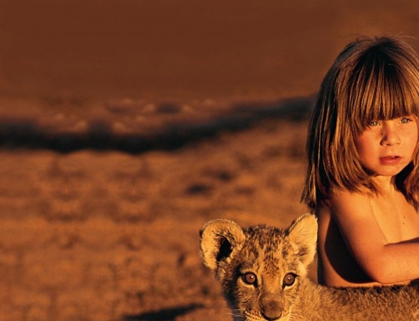Tippi Degré – the little wild child of Africa