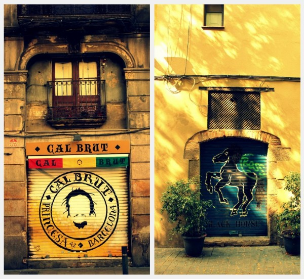 bars 600x552 Barcelona: The Perfect Weekend Getaway