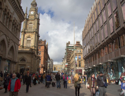 The Travelettes Guide to Glasgow