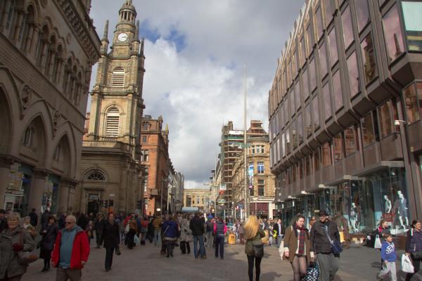 glasgowround2 11 600x400 The Travelettes Guide to Glasgow