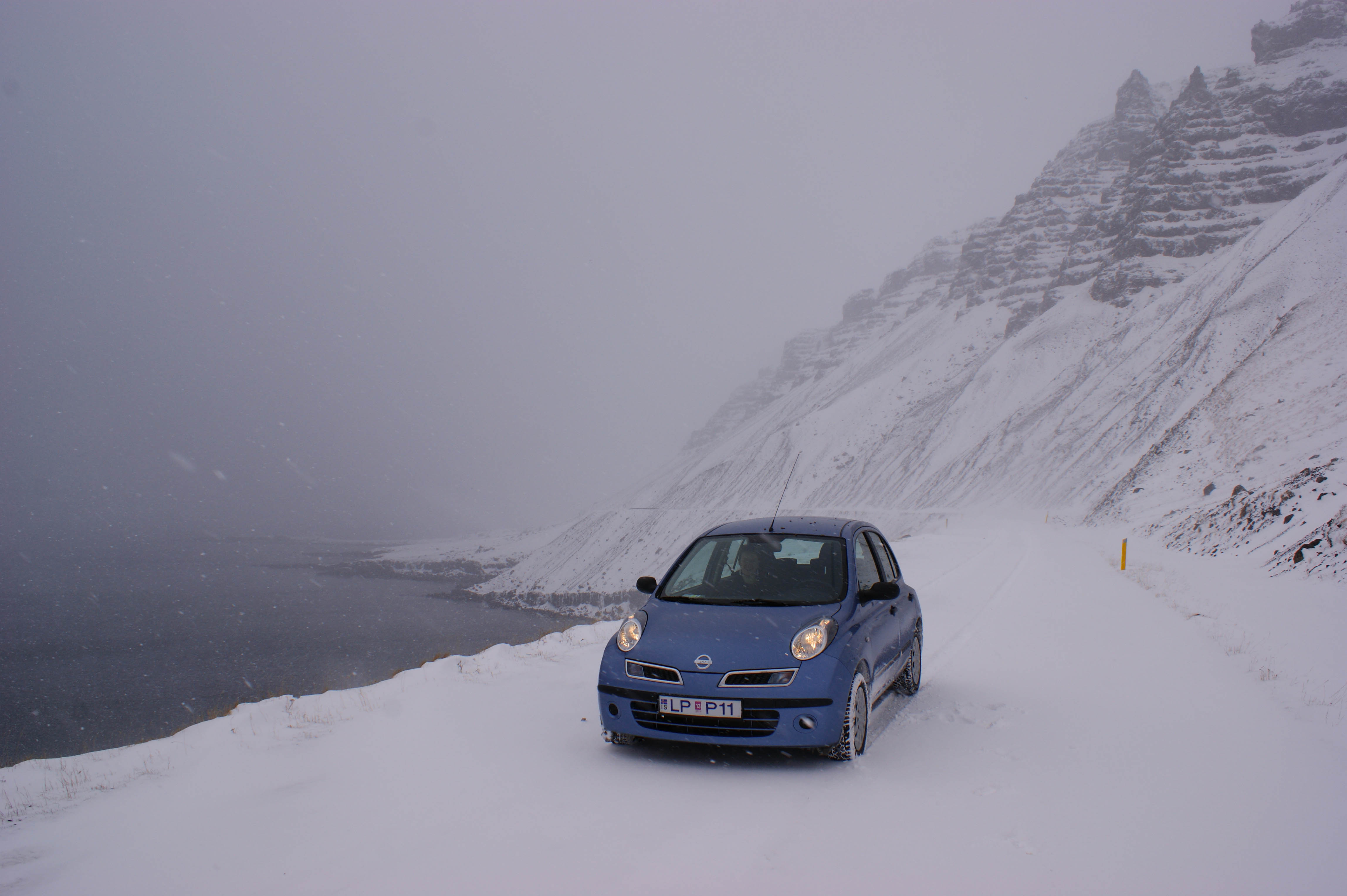 roadtrip iceland winter