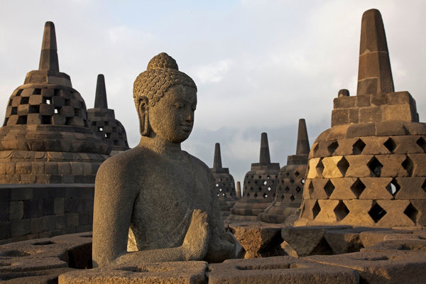 An adventure to Borobudur