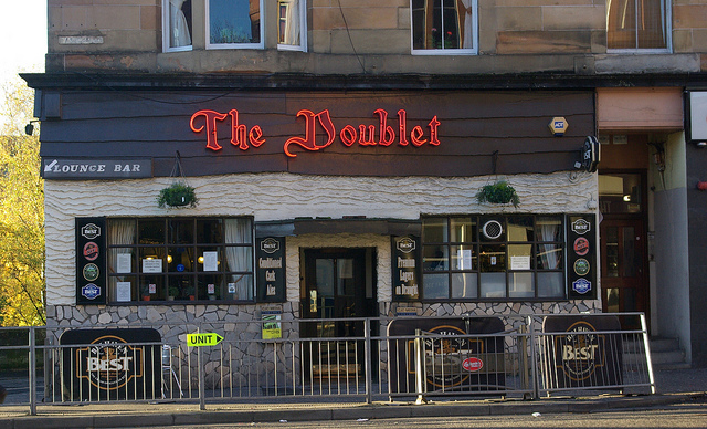 guide to glasgow the doublet