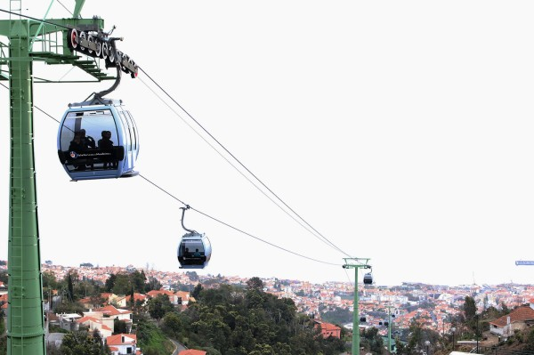 Cable Car Madeira
