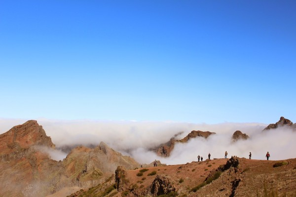 Pico do Areiro Madeira 600x399 The Travelettes Guide to Madeira