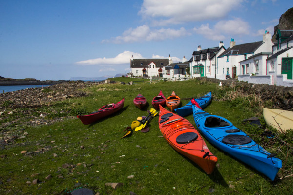 seakayak 19 600x399 Sea Kayaking for Beginners