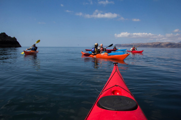 seakayak 20 600x399 Sea Kayaking for Beginners