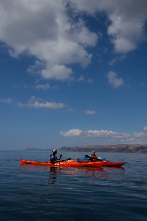 seakayak 21 600x900 Sea Kayaking for Beginners