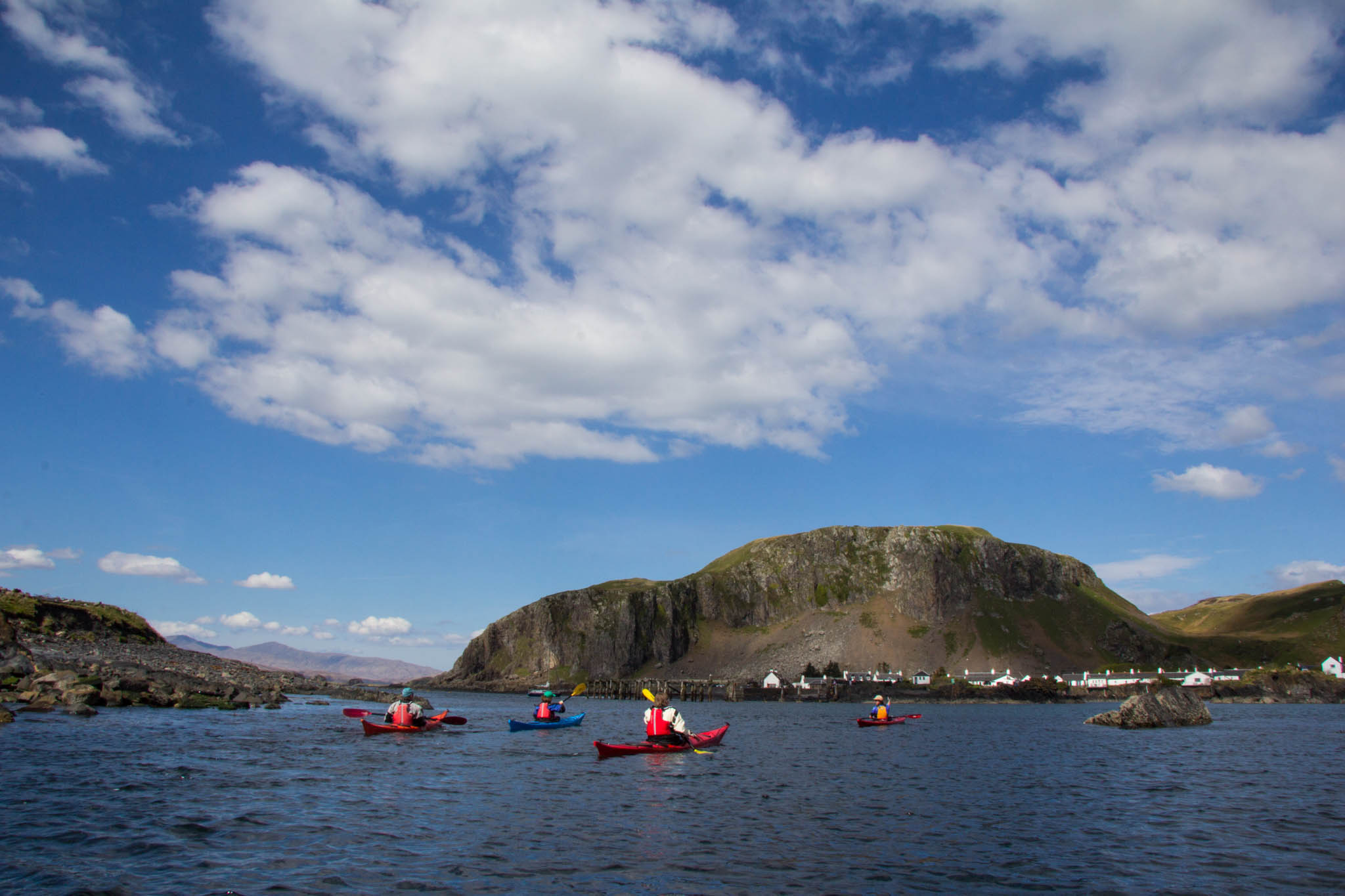 Sea Kayaking for Beginners | Oban, Scotland
