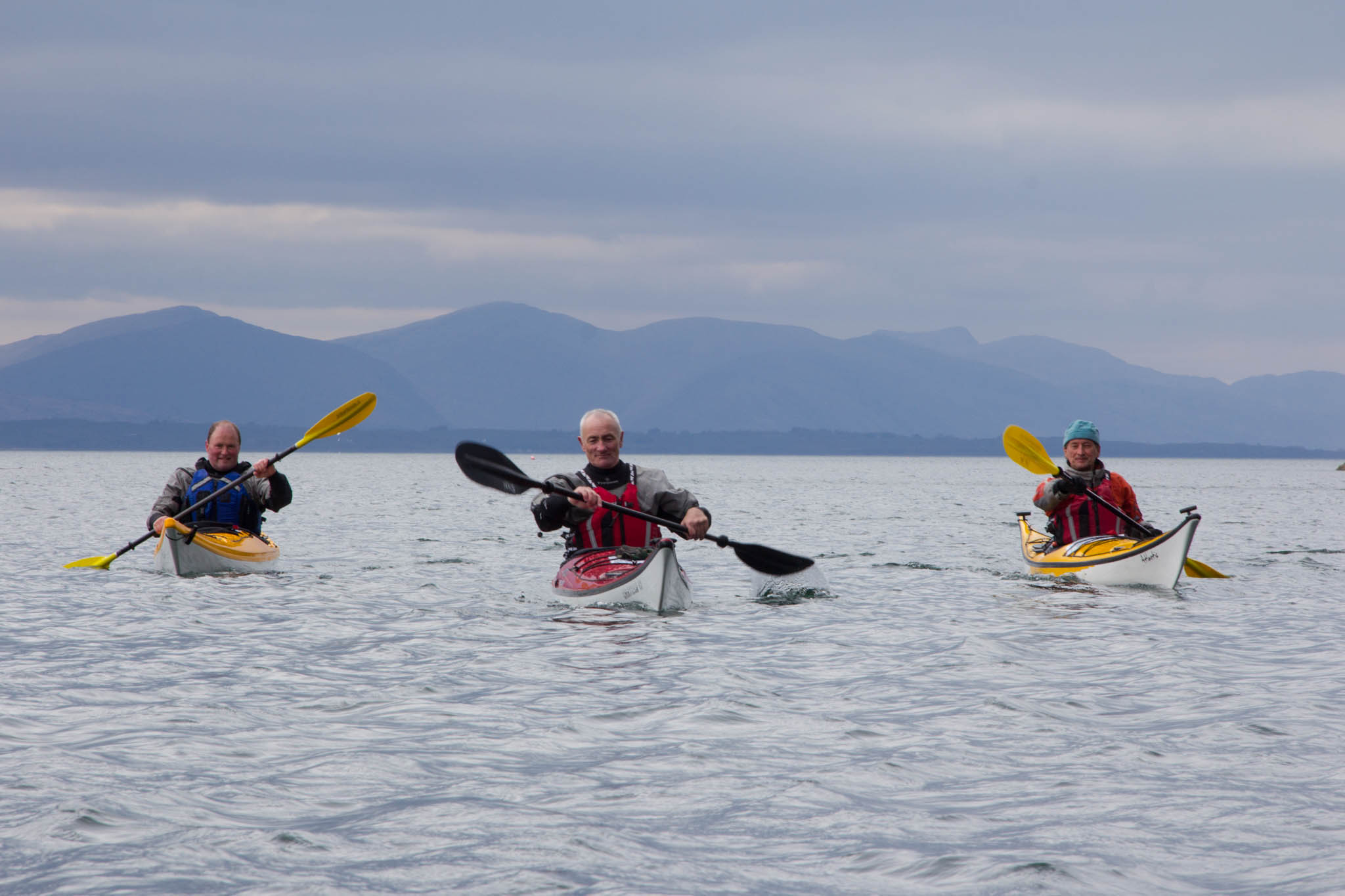 oban sea kayaking
