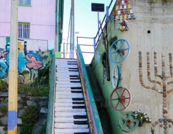 Around the world in 16 steps of street art
