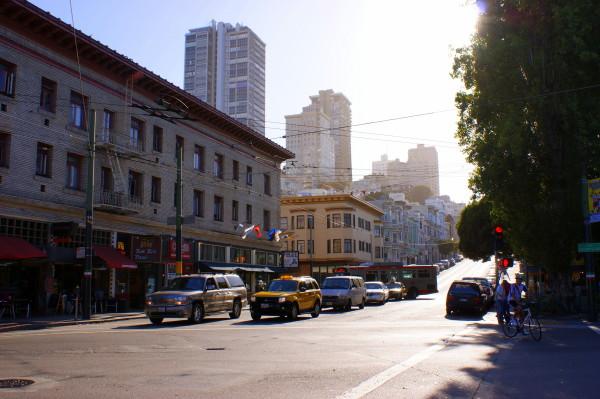 I love San Francisco