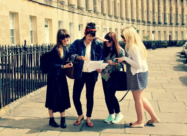 Bath: fashion & history in South West England