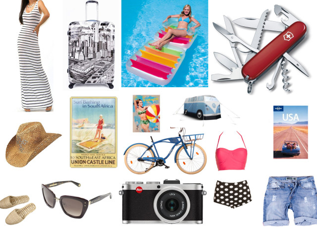 Preparing trips made easy with eBay collections