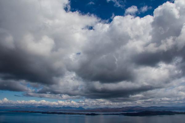 highlands in high heels - scotland