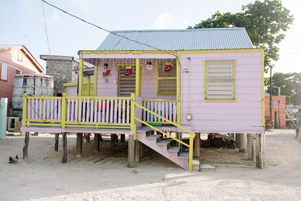 Finding Paradise on Caye Caulker
