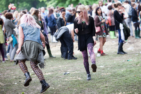 Lovebox 2012: Saturday