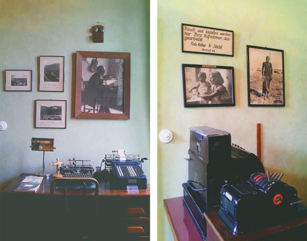 Office of Fotoatelier Seidel