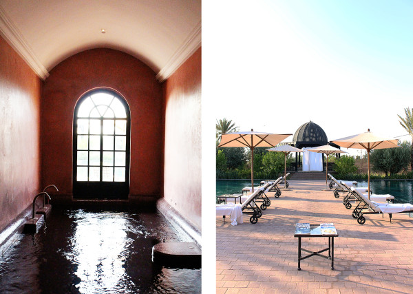 Spa at Selman Marrakech 600x427 Hotels We Love: The Selman, Marrakech