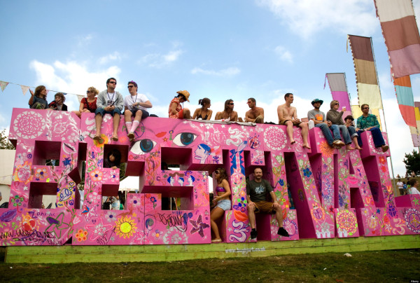 Bestival on the Isle of Wight