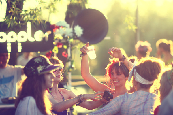 secret garden party1 600x399 UK Festivals: More than just the music