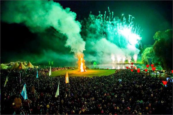 shambala 1 600x399 UK Festivals: More than just the music