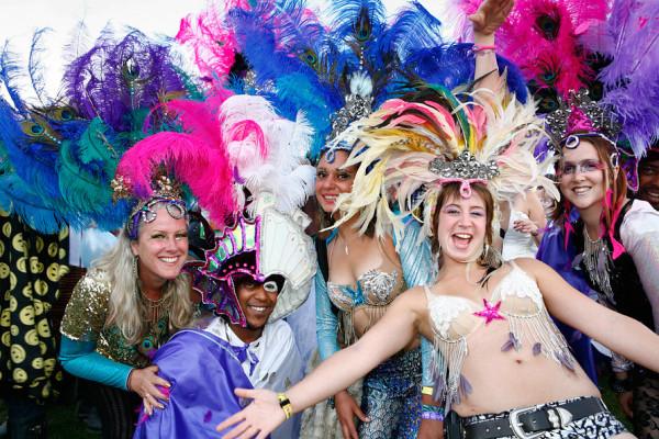 shambala 2 600x400 UK Festivals: More than just the music