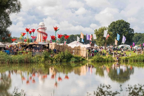 shambala 4 600x400 UK Festivals: More than just the music