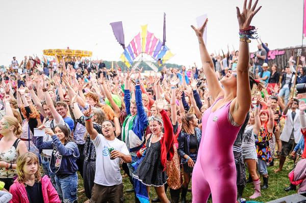 shambala 5 600x399 UK Festivals: More than just the music