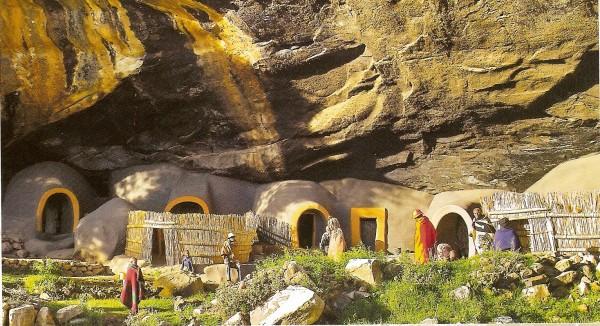 4.Kome Cave Dwellings
