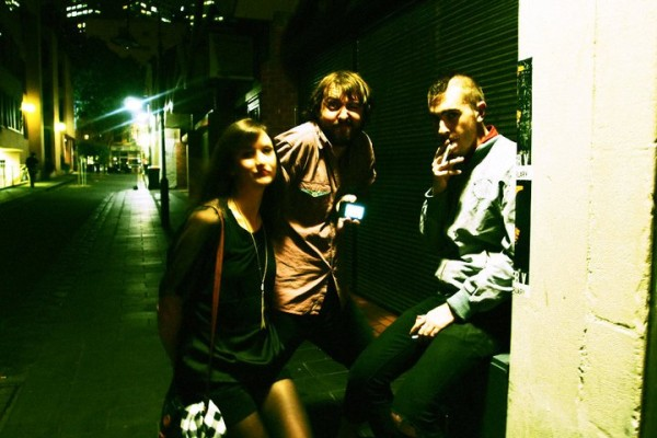 jennifer aitchinson melbourne cool kids in alley