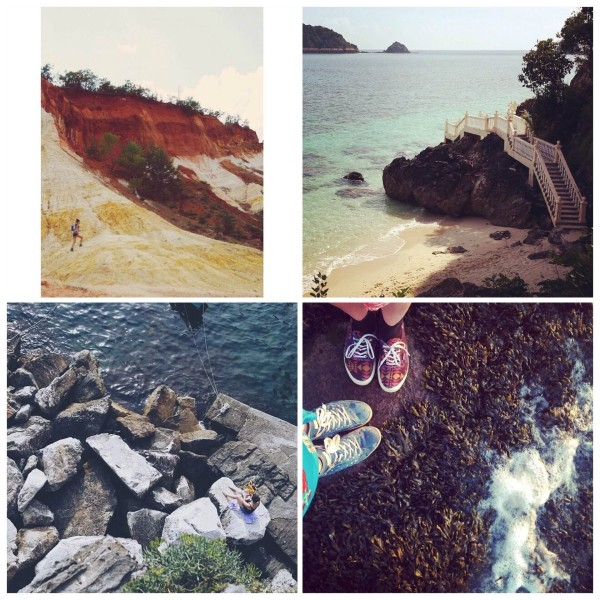 On the Rocks #dailytravelette travelettes instagram