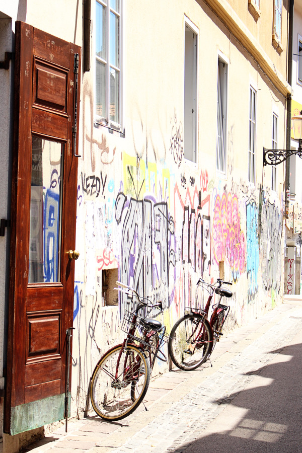 Bikes & Street Art