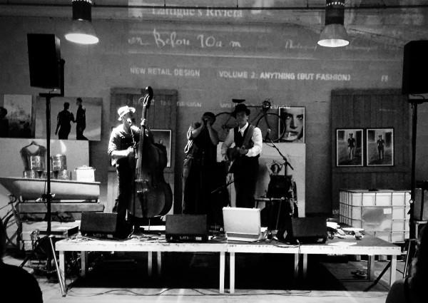 Bluesgrass Band at Nacht van de Kaap in Rotterdam - Frances M Thompson