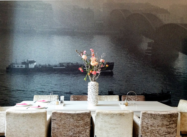 Breakfast Room at Hotel Pincoffs Rotterdam - Frances M