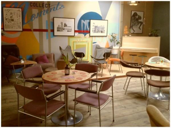 Cafe LaBru in Rotterdam