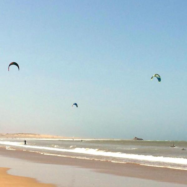 Essaouira Camels & Kitesurfers Annika Ziehen - 14