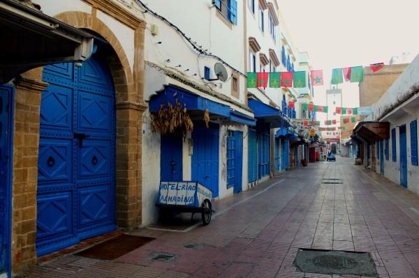 Essaouira Camels & Kitesurfers Annika Ziehen - 19