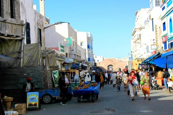 Essaouira Camels & Kitesurfers Annika Ziehen - 31