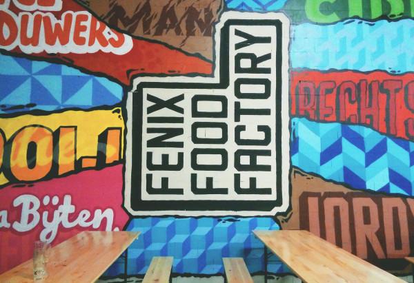 Fenix Food Factory - Frances M Thompson