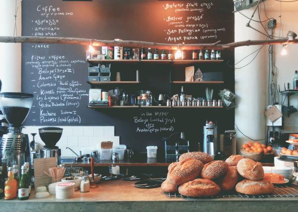 Hoppers Coffee Rotterdam - Frances M Thompson