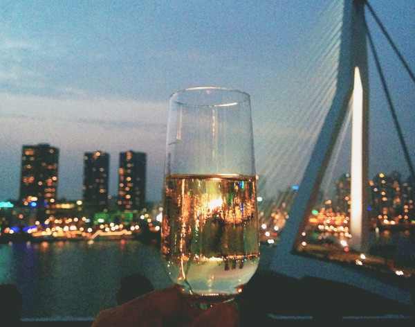 Nhow Hotel Terrace Bar - 21 More Reasons to Love Rotterdam - Frances M Thompson