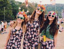 Bestival Festival: Glitter, Fancy Dress & Hugs