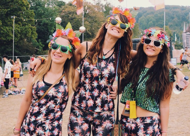 Bestival Festival: Glitter, Fancy Dress & Hugs