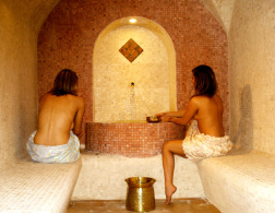 How to survive an authentic hammam