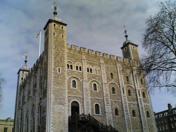 tower of london Sarah M
