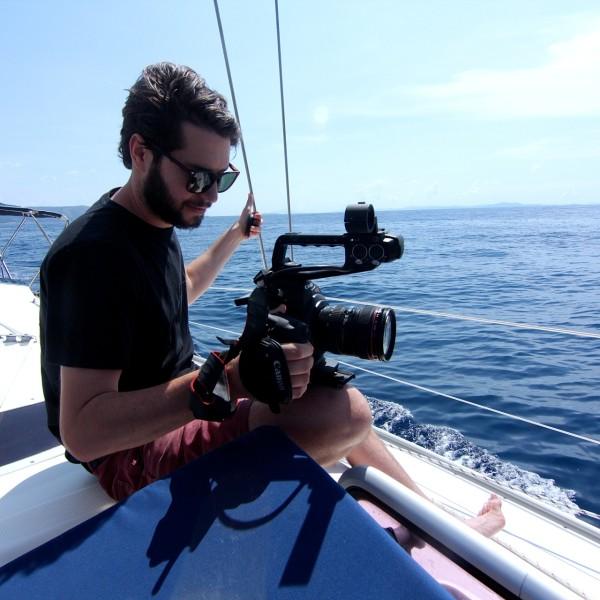 365 docobites filming in Croatia