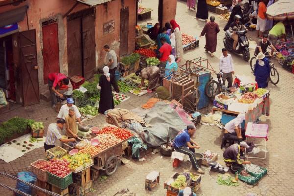 Getting Lost in the Maze of Marrakech_Annika Ziehen_Travelettes - 12