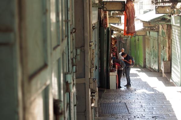 One Week in Israel - Sarah Rainer